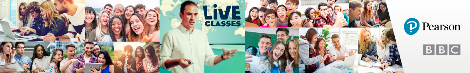 live classes pearson english bbc