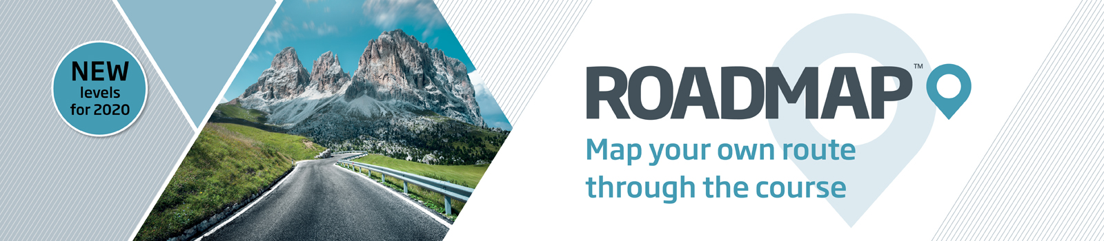 Roadmap: Map your own route