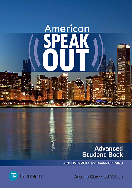 American Speakout Advanced cover