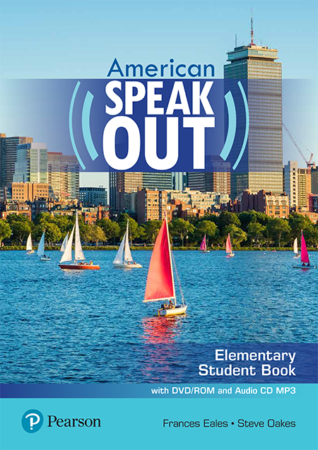American Speakout elementary cover