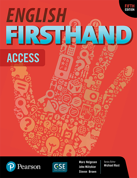 English Firsthand Access book cover
