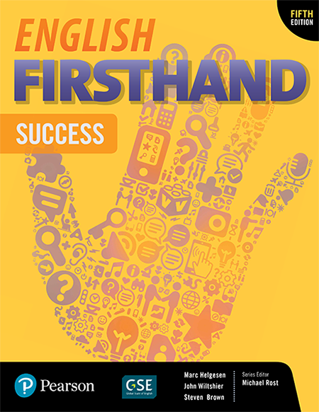 English Firsthand Success book cover