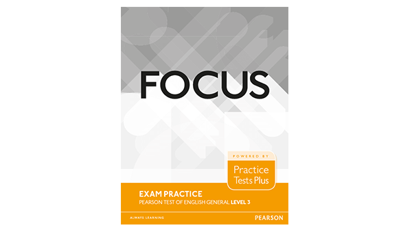 Focus exam practice booklets