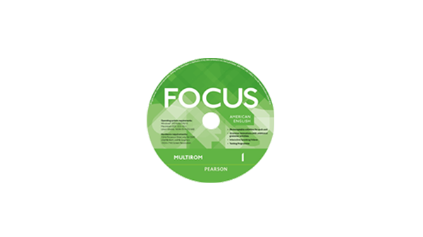 Focus american english multi-rom