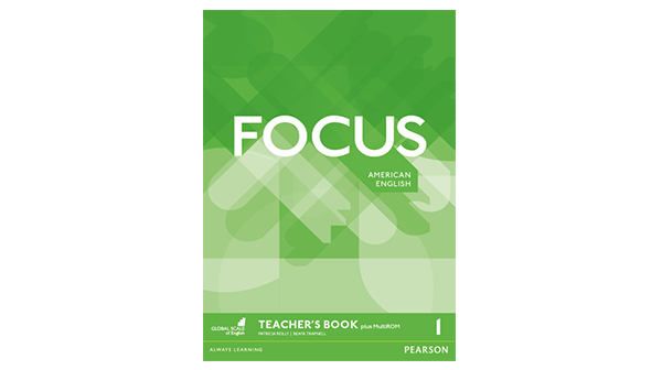 Focus American English Teacher's Book cover