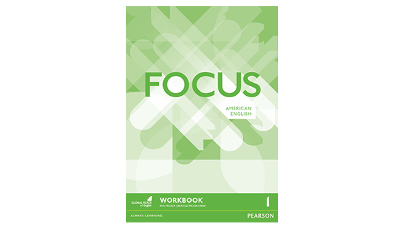 Focus American English workbook