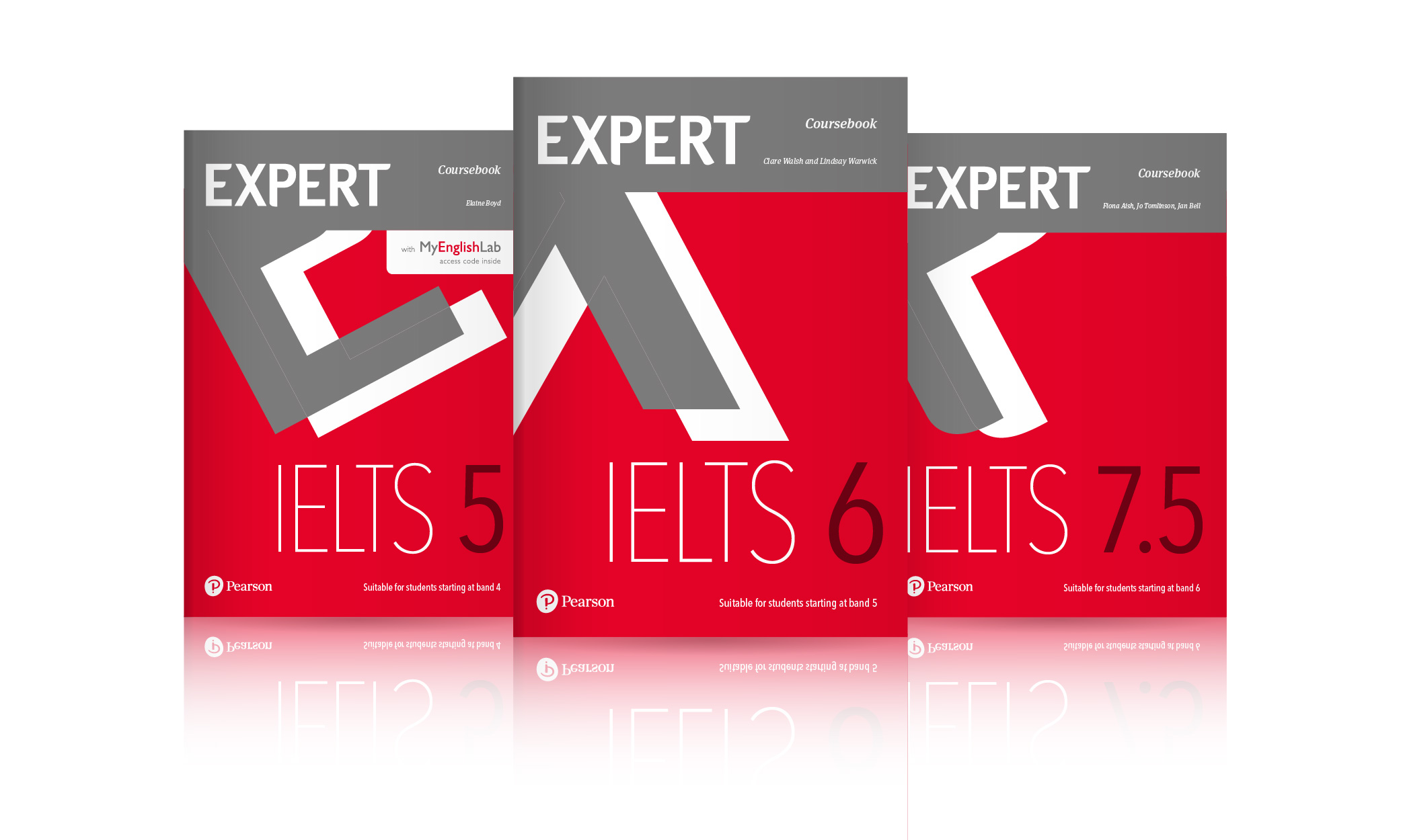 IELTS covers