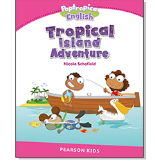 Tropical Island Adventure cover image