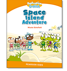 Space Island Adventure cover image