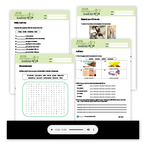 Lower Secondary Worksheets image
