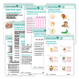 Primary Academy worksheets image