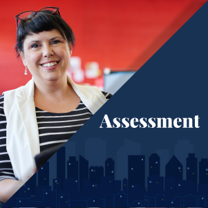 Back to School Assessment section
