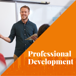 Back to School Professional Development section