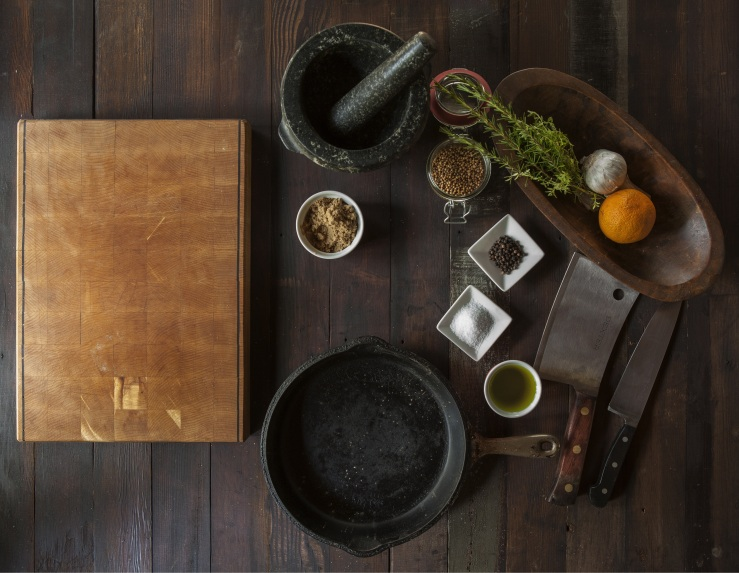 Classroom resources for English language teachers on items in the kitchen