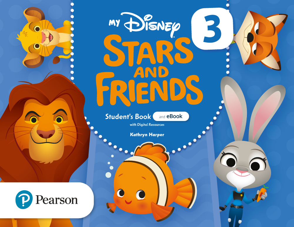 My Disney Stars and Friends Level 3 cover image