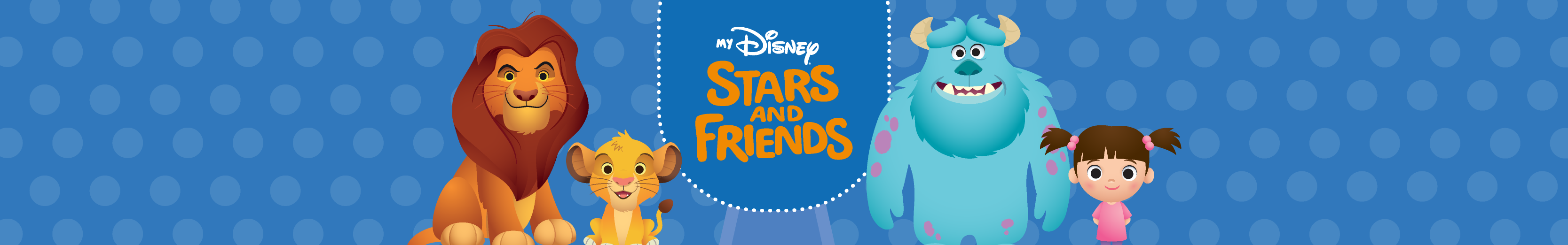 My Disney Stars and Friends banner image