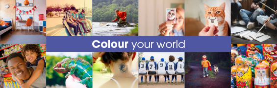 colour your world