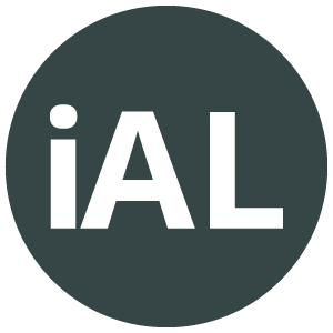 International A level badge