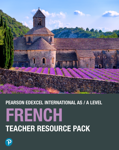 IAL French Teacher Resource Pack sample