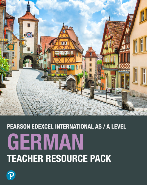 IAL German Teacher Resource Pack sample