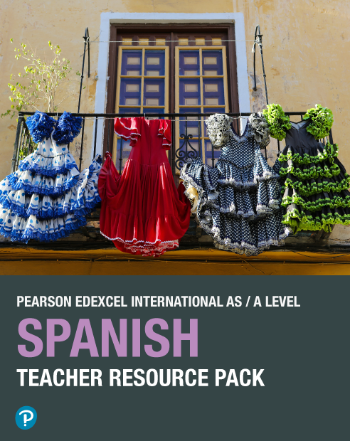 IAL Spanish Teacher Resource Pack sample