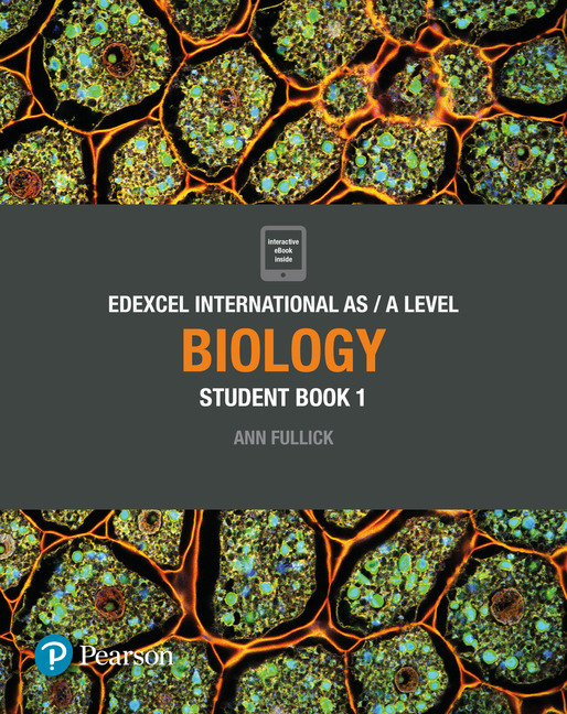 International Advanced Level Science Biology book cover