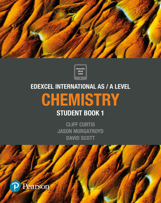 Chemistry Student Book 1 sample