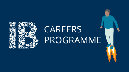 IB Careers Programme banner