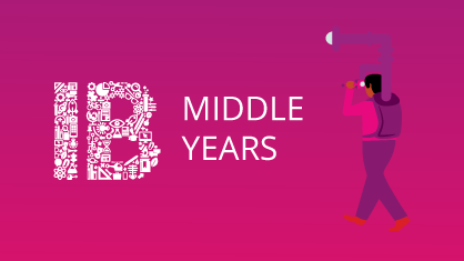 IB Middle Years banner