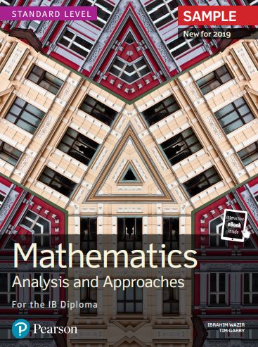 Mathematics Analysis and Approaches for the IB Diploma - Standard Level