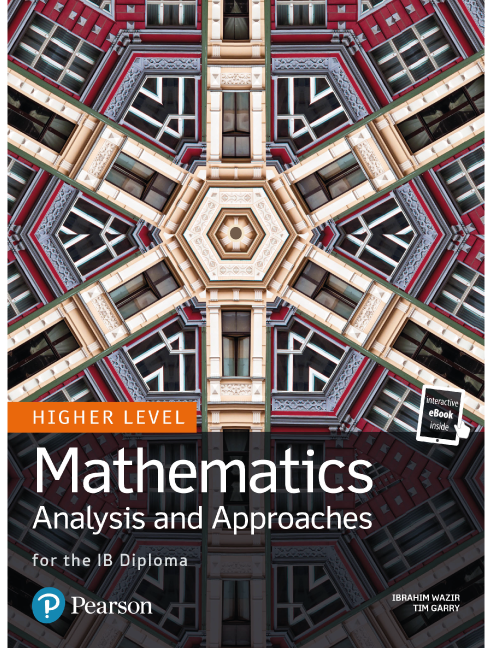 Mathematics Analysis and Approaches for the IB Diploma - Higher Level sample