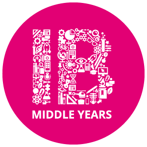 International Baccalaureate Middle Years badge