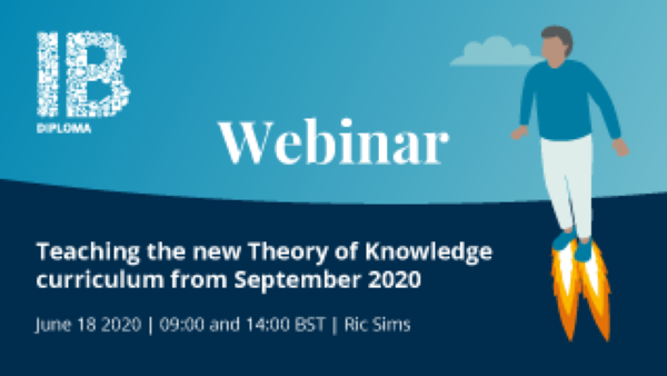 Theory of Knowledge webinar banner