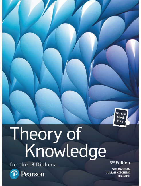 IB Diploma Theory of Knowledge book cover
