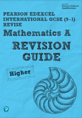 Mathematics A Revision Guide sample