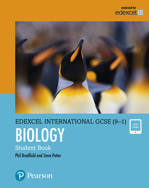 Pearson Edexcel International GCSE 9–1 Science cover