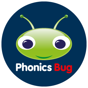 Bug Club Phonics badge