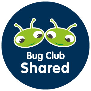 Bug Club Shared badge
