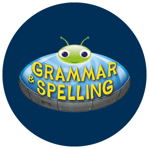 Grammar and Spelling Bug badge