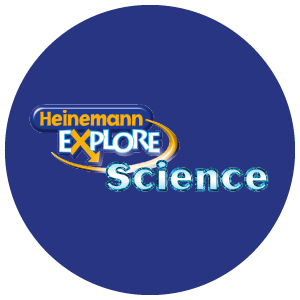 Heinemann Explore Science badge