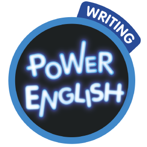 Power English Writing logo
