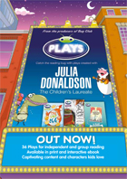 Julia Donaldson - Plays to read guide