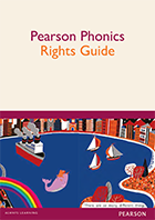 Pearson Phonics Rights guide
