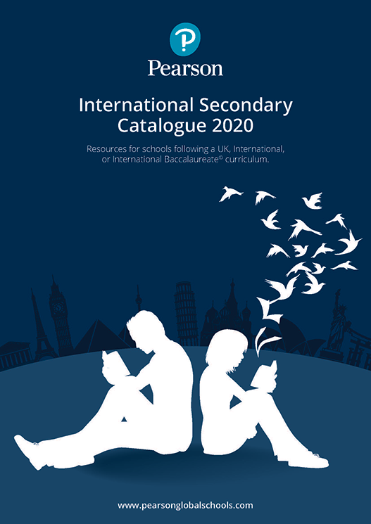 Secondary resources catalogue cover