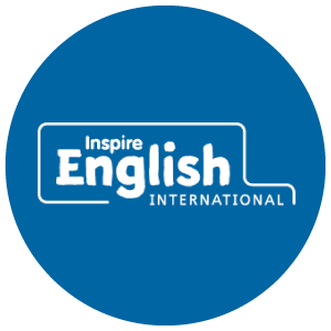 Inspire English International logo
