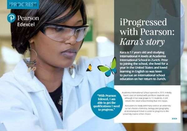 iProgressed Kara's story