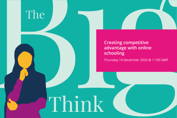 The Big Think online schooling