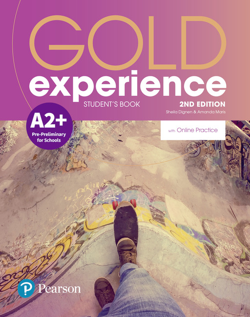 Gold Experience A2+