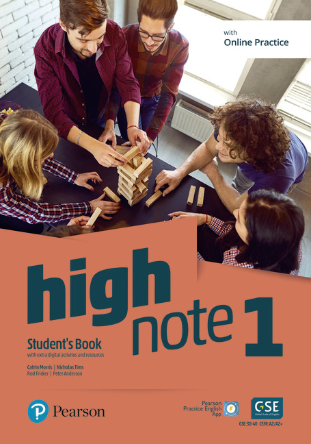 High Note 1 - methode Engels voor tto