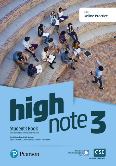 High Note 3 - methode Engels voor vwo